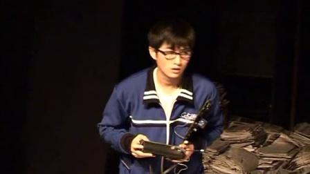 任明炀话剧《乐游原》2009年4月上海首演现场(完整)