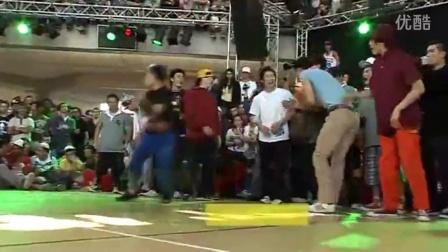 【粉红豹】IBE 2008 东欧 vs 日韩 (Part 3_3)_Breaking_bboy