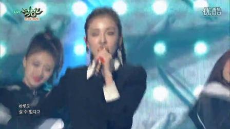 【Sxin隋鑫】[超清现场]150501 JINUSEAN 2NE1 朴山多拉 - Tell Me