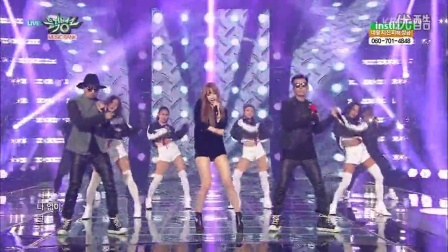 火辣舞蹈JINUSEAN & EXID's Hani - Tell Me One More Time