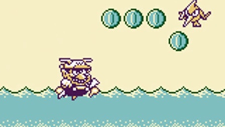 GB『Super Mario Land 3: Wario Land』Part 1