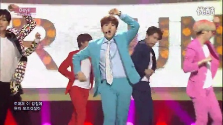 【Super Junior】Devil[SUN 150809]