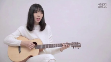 彩虹人M100飞鸟吉他|洪安妮〈许愿〉|aNueNue M100 Fly Bird Guitar