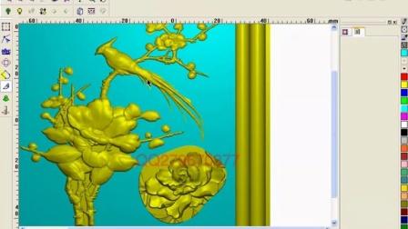 精雕入门教程视频 精雕浮雕拼图设计视频 精雕教程 电脑雕刻设计培训学校