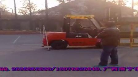 上海叉车培训视频_标清