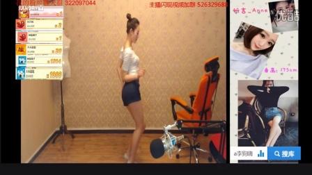 5.1 熊猫TV 女主播 妍言_Anne 直播回顾