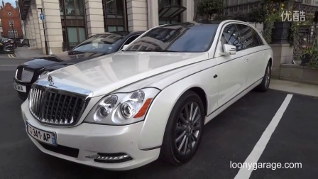 迈巴赫 敞篷 加长版 Maybach 62 S Landaulet Convertible