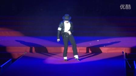 迈克尔杰克逊billiejean敏敏杰克逊南京演唱会