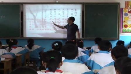 礼县白河镇中心小学五年级语文上册《5.古诗三首》