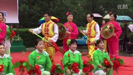汉寿老年大学第九届《夕阳生辉》展演节目:舞蹈《洞庭鱼米香》