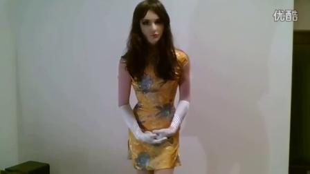 female doll mask 伪娘女装子男扮女装人妖化妆 变装乐园app