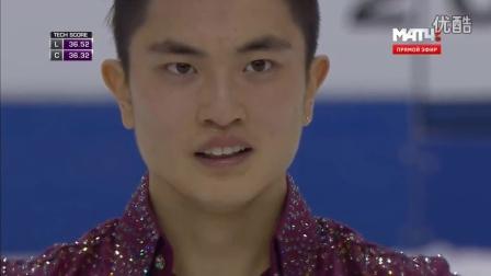 闫涵 Han YAN Skate Canada 2016. Men - SP.