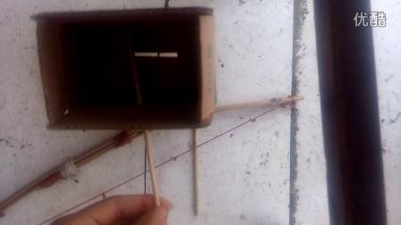 简单的竹子制作弓箭方法威力还不错