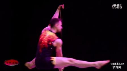 2015世界钢管舞锦标赛男子组1号Andrij精彩表演视频