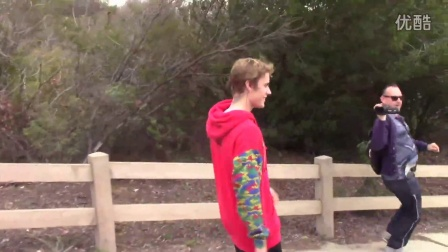 【 Movieclips 】Justin Bieber And Friends Hit Runyon Canyon