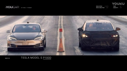 【AutoOrigina】Tesla Model S P100D vs. Faraday Future FF 91