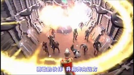 金甲战士 主题曲《信念》MV【梦想之星闪耀时制作】