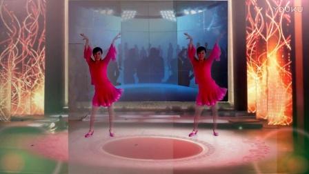 朝霞舞蹈《新年恰恰》尽显妩媚女人必跳