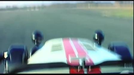 【车载】Stig驾驶卡特汉姆R500横劈 Top Gear 测试赛道