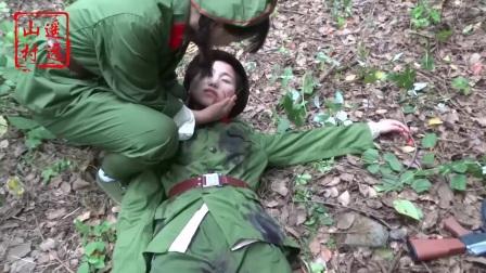 喋血英雌之女兵中弹牺牲(三)