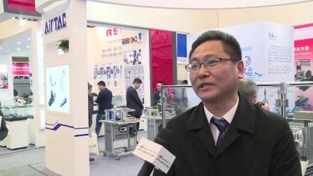 亚德客Airtac采访-2017慕尼黑上海电子生产设备展