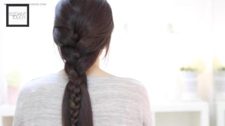 【Elegant Touch雅致格调】法式辫子编织发型教程