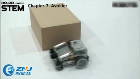 智能佳-STEM基础板 智能小车