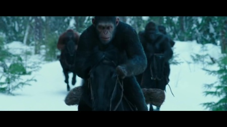 《猩球崛起3》终极之战预告1080P
