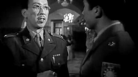 老电影《兵临城下》 1964(战斗故事片、国产电影、怀旧电影、解放战争)