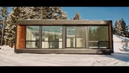 【国外搬运】YouTube-Shipping Container Home Built in the Forest【集装箱之家】