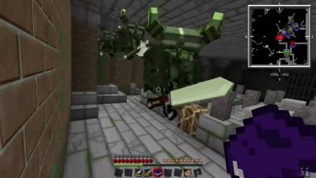 天各地方《我的世界 工业暮色》EP95 黑森林迷宫 Minecraft
