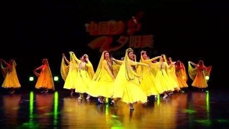 森吉德玛艺术团采编:舞蹈《掀起你的盖头来》哈密市伊州区忆青春欢乐颂协会。
