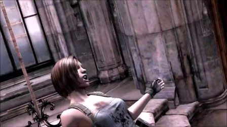 Ryona リョナ Resident Evil 5 All Female Mods vs Weske