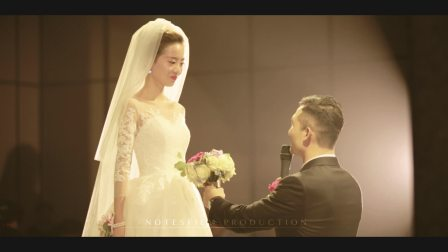 NOTES电影笔记作品:昊元上品婚礼短片