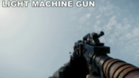 【国土防线:革命】所有武器的细节