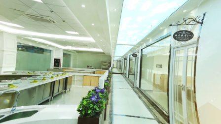 优美西点烘焙国际教育学院校园环境
