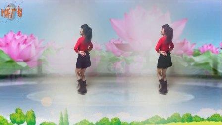 2017最新久久妙妍广场舞《一首醉人的歌》)(男女对唱)改编妙妍  编舞:惠汝
