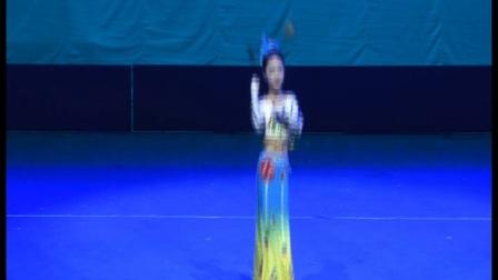 民族舞《彩云之南》表演:王凯阳