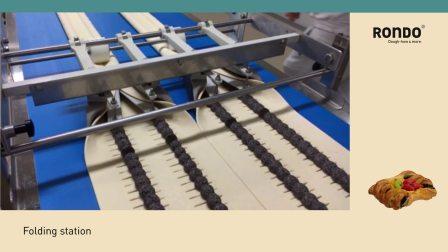 RONDO瑞士龙都Starline自动整形生产线方案:Butterflies
