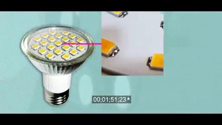 探密LED灯的发光原理