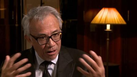 书展2015:邓永锵爵士与Alain de Botton