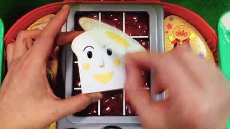 面包超人 过家家 烧烤玩具套装