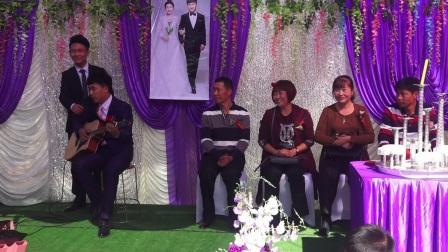 吴昊 张宁宁新婚盛典