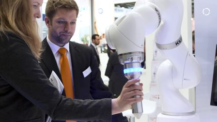 KUKA LBR Med – 机器人示范教学