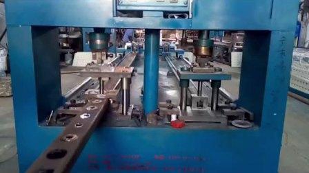 15899574399方管冲孔机-佛山升降爬架方管冲孔加工机械
