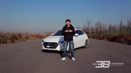 测试北京现代领动及韩系车在华现状浅析