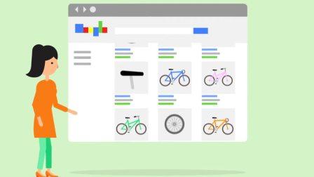 Google Shopping - 营销案例