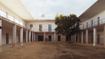 阿里坎特大学行政楼 | 阿尔瓦罗·西扎