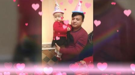 Gulnaz一岁生日记录2018.2.9