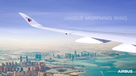 了解卡塔尔航空A350-1000
